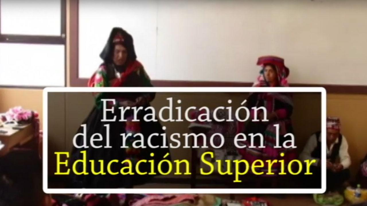 Centro Indígena de Investigación Taki Unquy , Bolivia.  Lenguas originarias y educación superior.